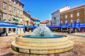 main square town cres beaches hills cres losinj fun