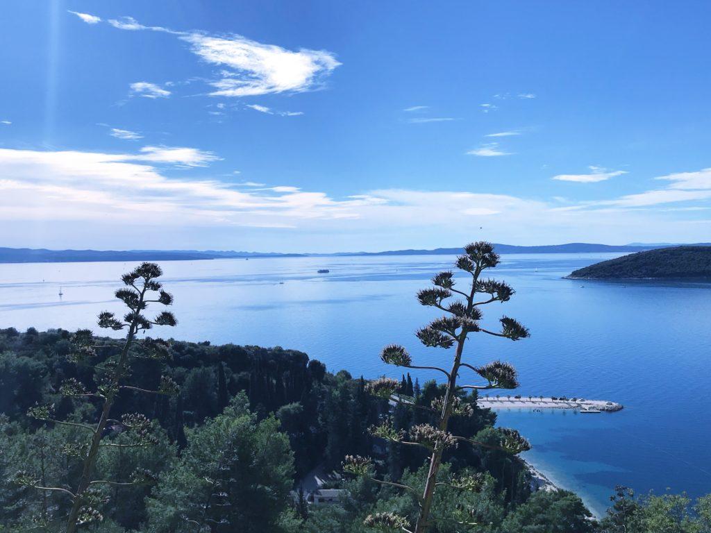 Park Marjan islands view