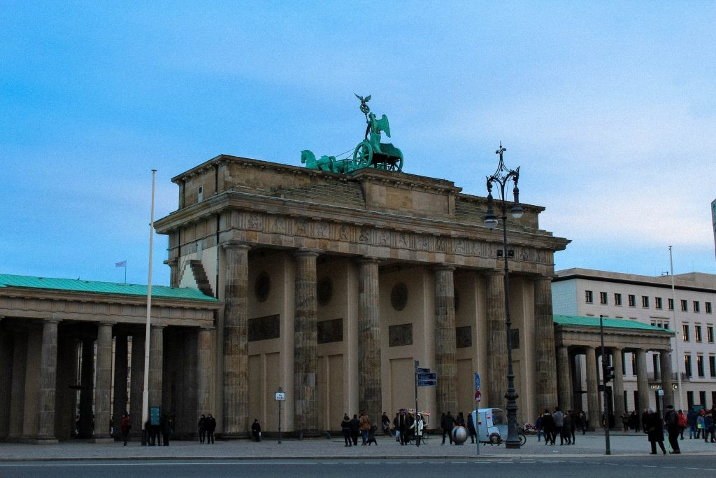 A month in Berlin