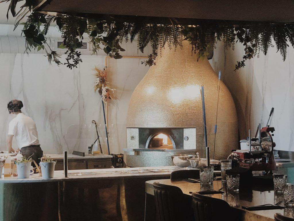 Pizzeria Bokamorra, the best pizza in the city of Split