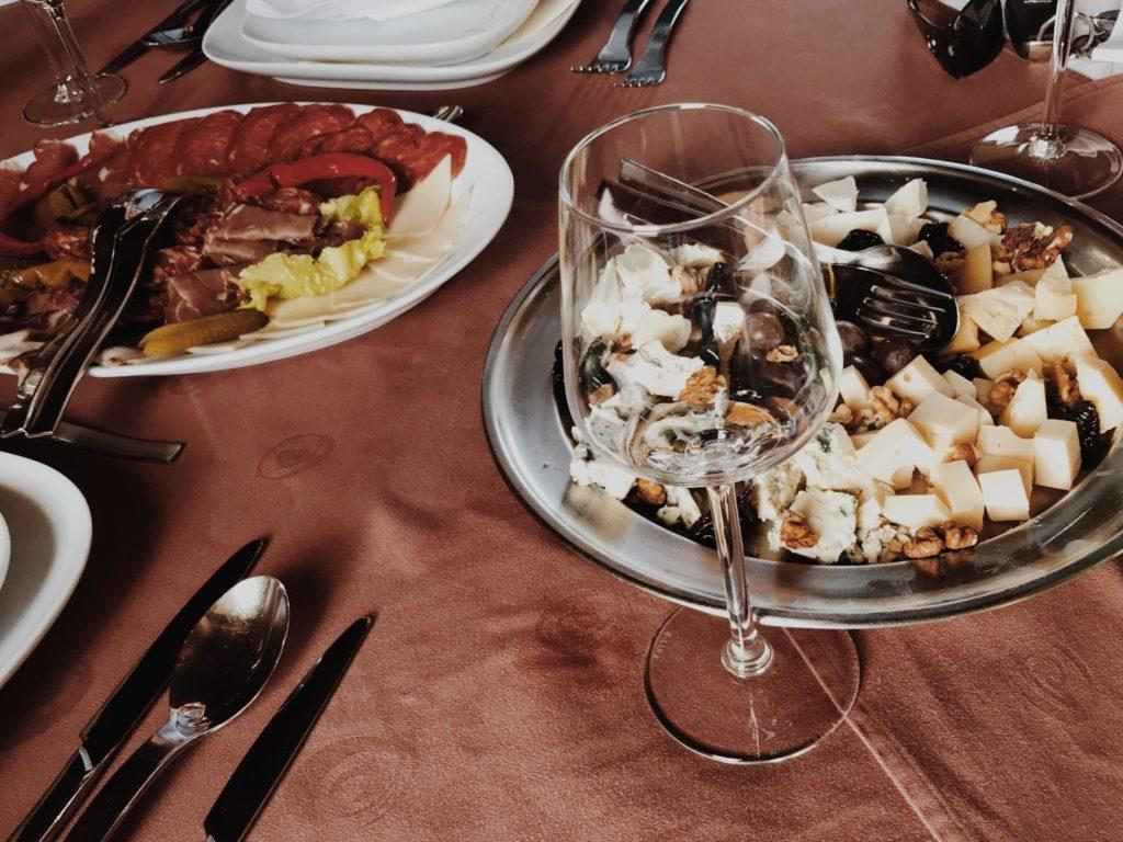 Tastes of Slavonia - Gourment, Croatia