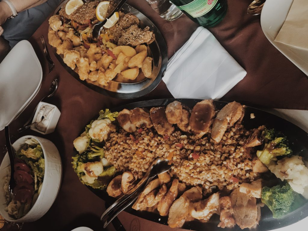 Tradicionalna slavonska hrana