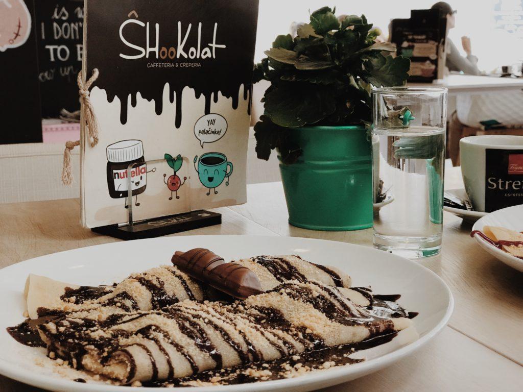 Pancakes Shookolat Omiš