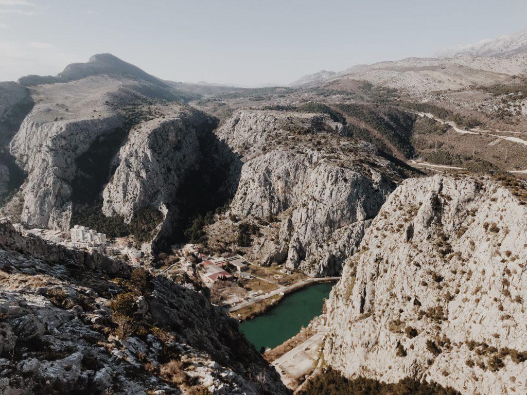 Fortress Starigrad Fortica Omiš
