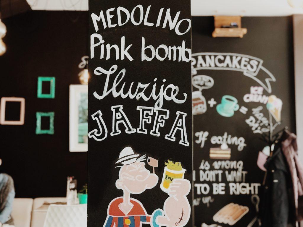 Medolino Pink Bomb Iluzija Jaffa