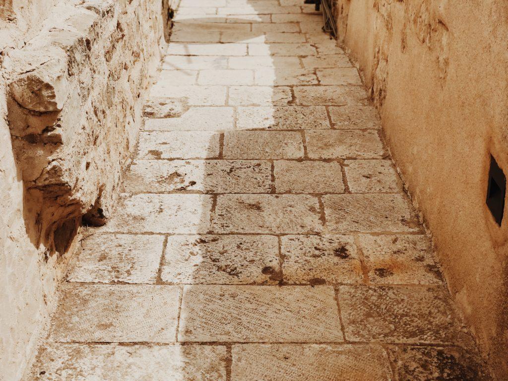 Diocletian's Palace walls