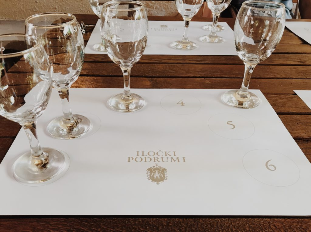 Iločki podrumi Wine Tasting