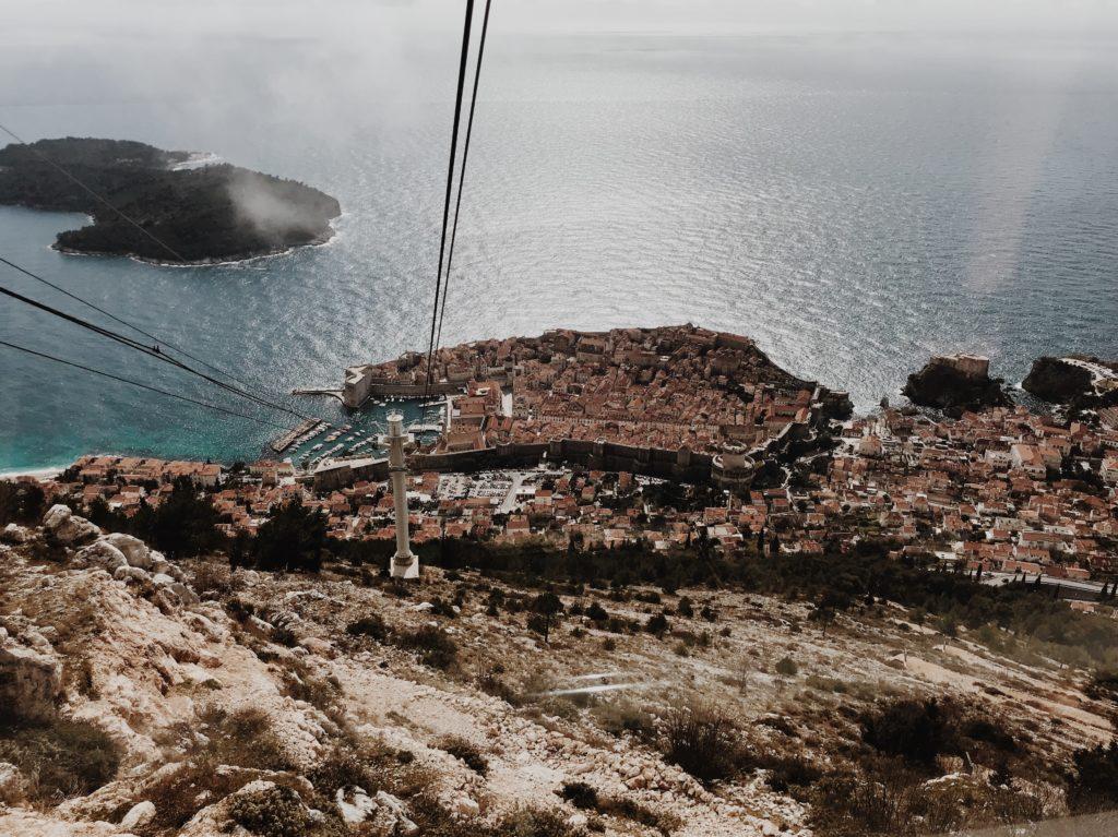 Hill Srđ Dubrovnik