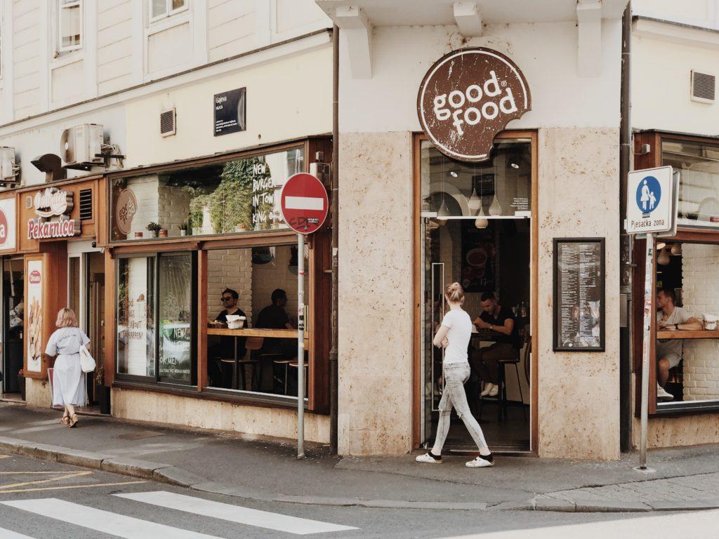 Street food Good Food Zagreb