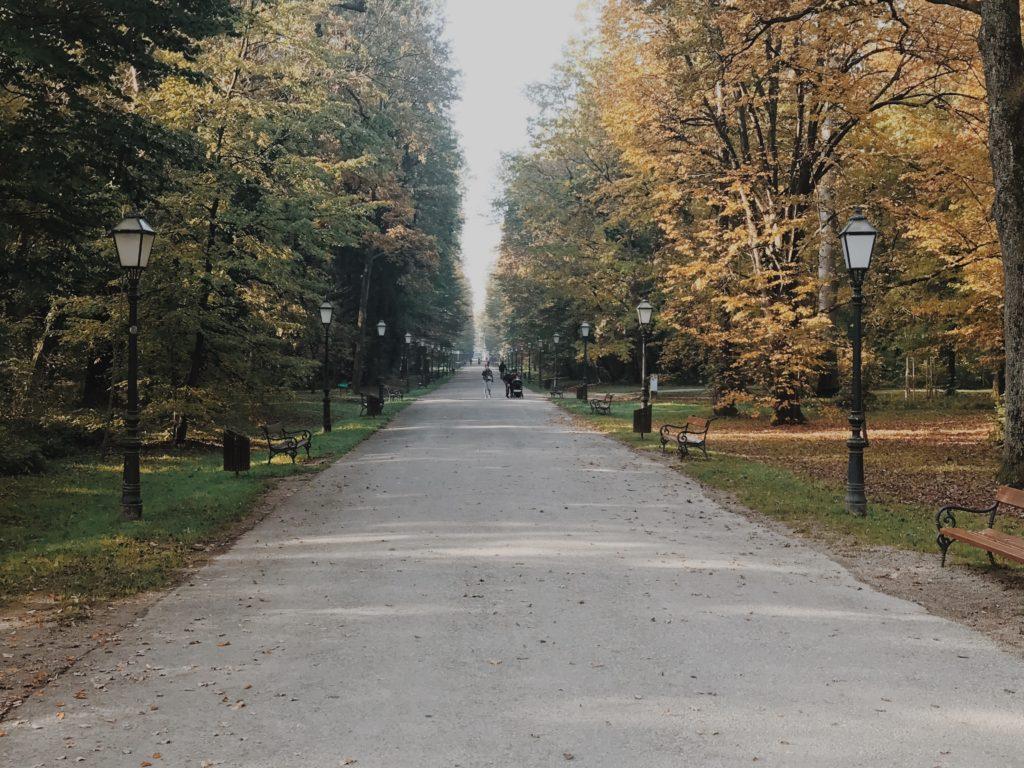 Park Maksimir Zagreb