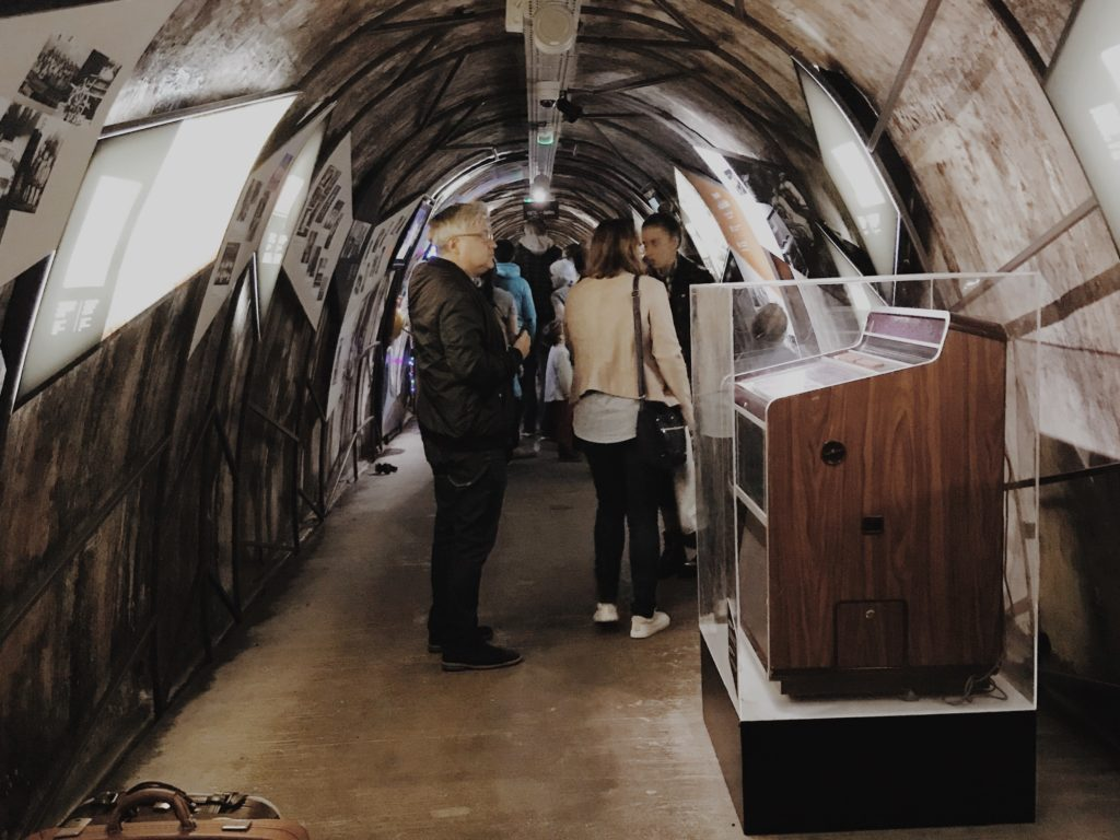 Tunnel Grič Zagreb