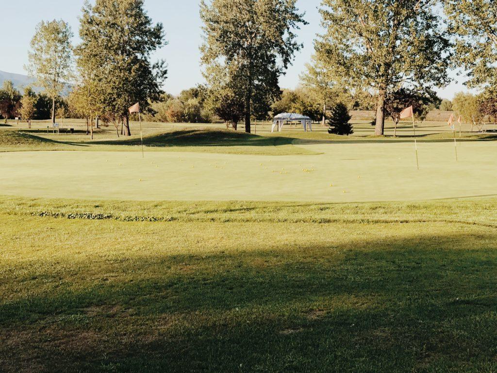 Riverside golf Zagreb