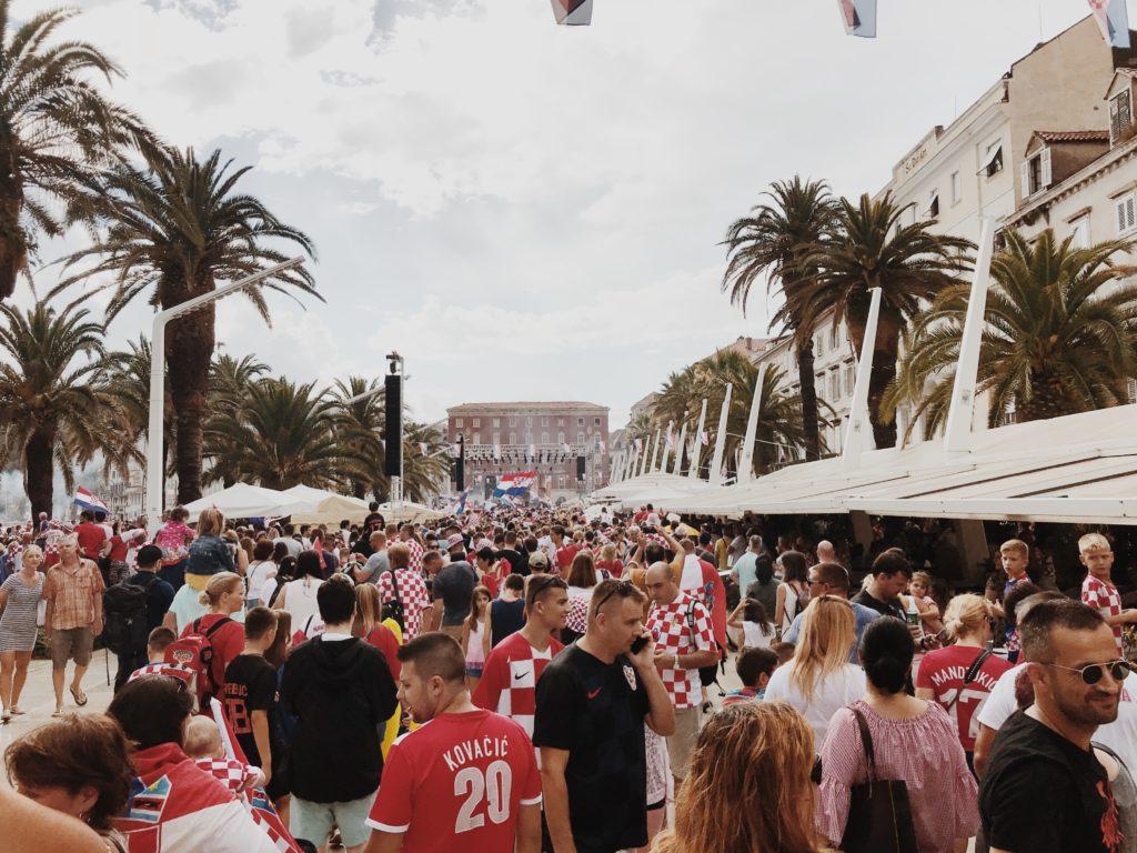 Riva Split Sport Event