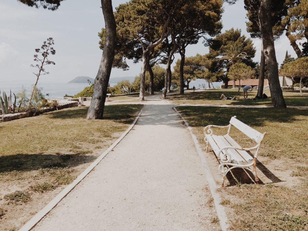 Park Sustipan Split