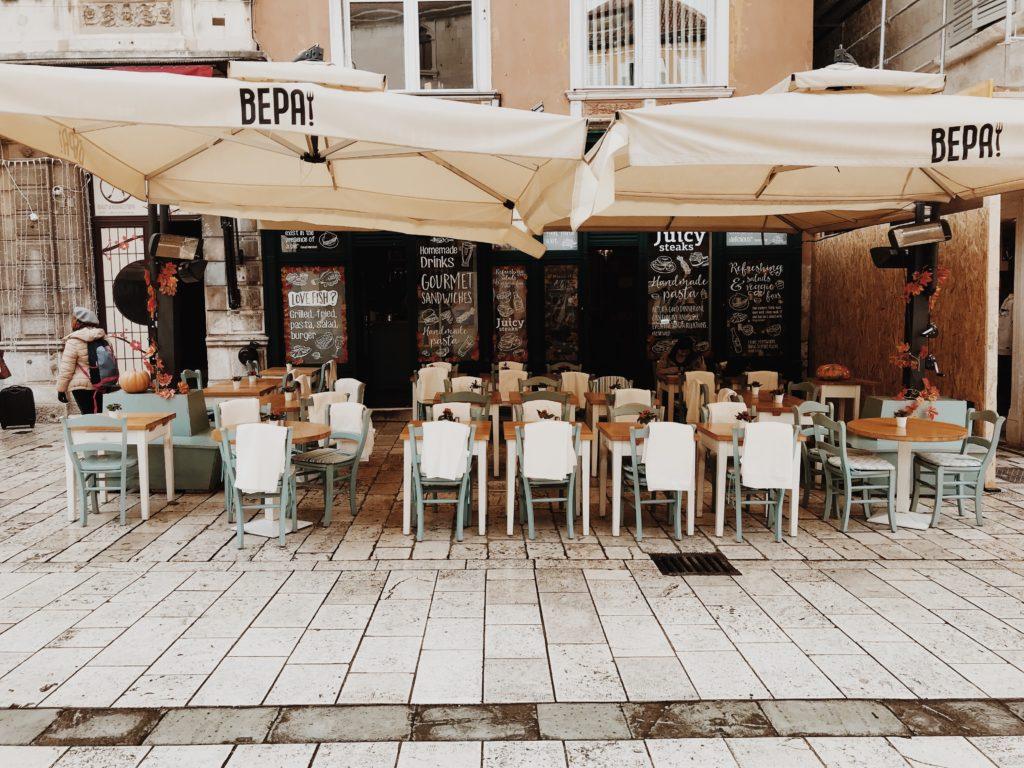 Restaurant BEPA! Split