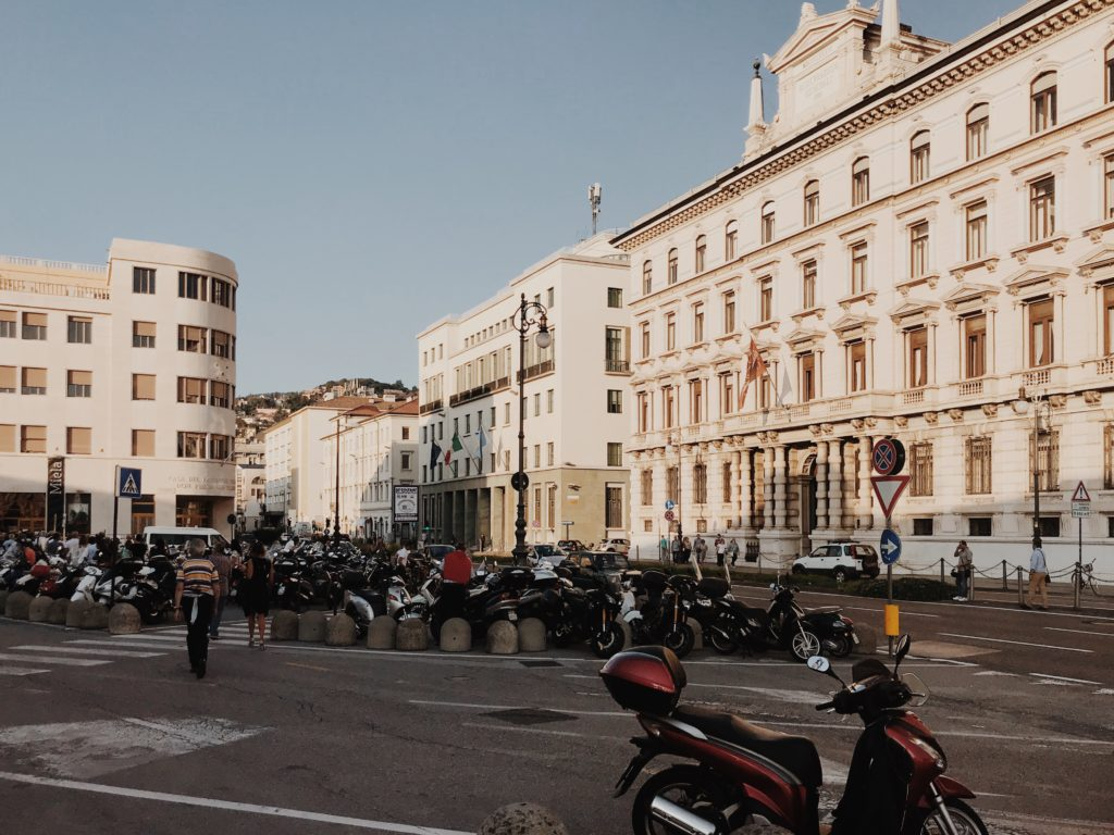 Streets of Trieste