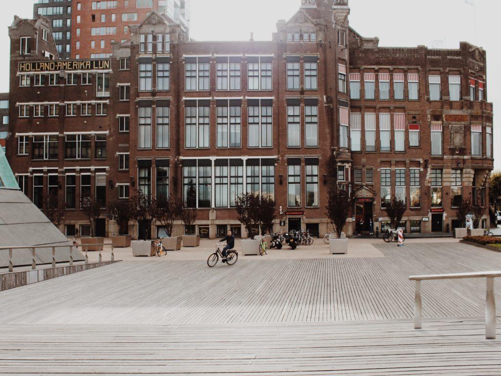 Holland Amerika Lun Rotterdam