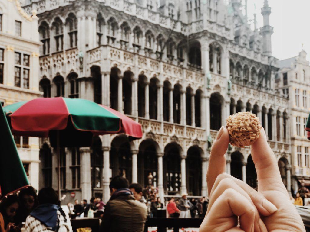 La Belgique Gourmande Brussels