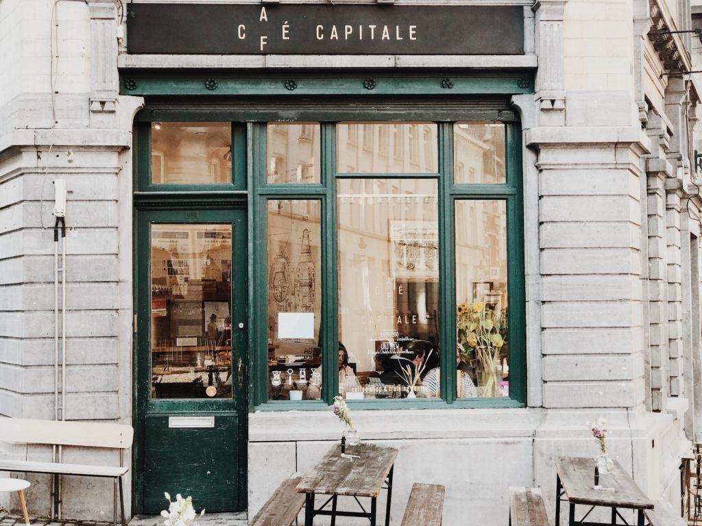 Image result for Café Capitale, Brussels