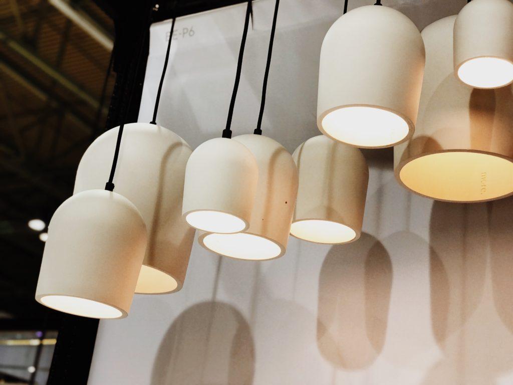 Modern lighting design, ceiling lighting, modern lamps