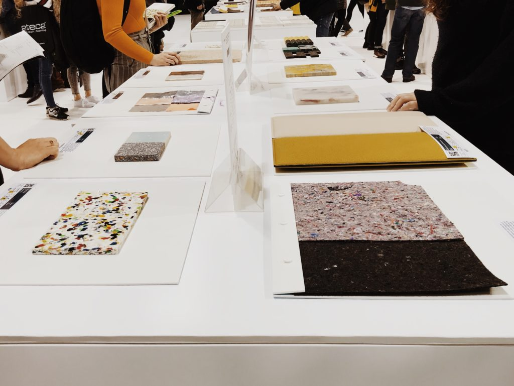 Materials of the future on exhibition