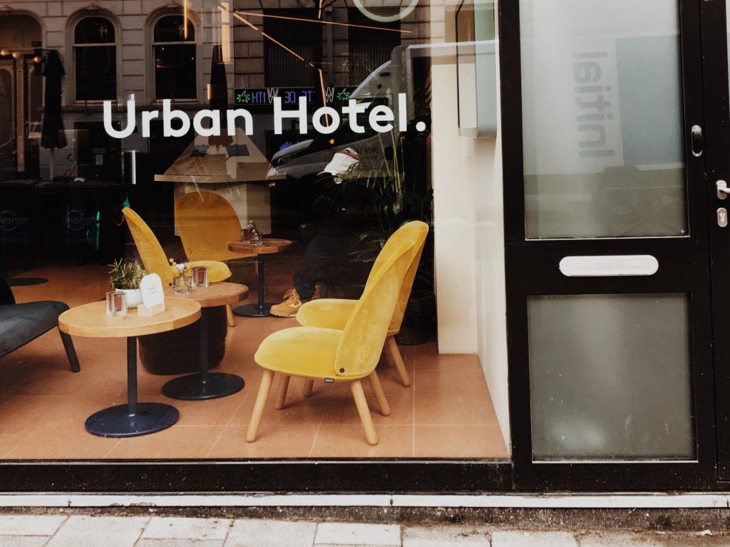 CityHub Rotterdam Urban Hotel