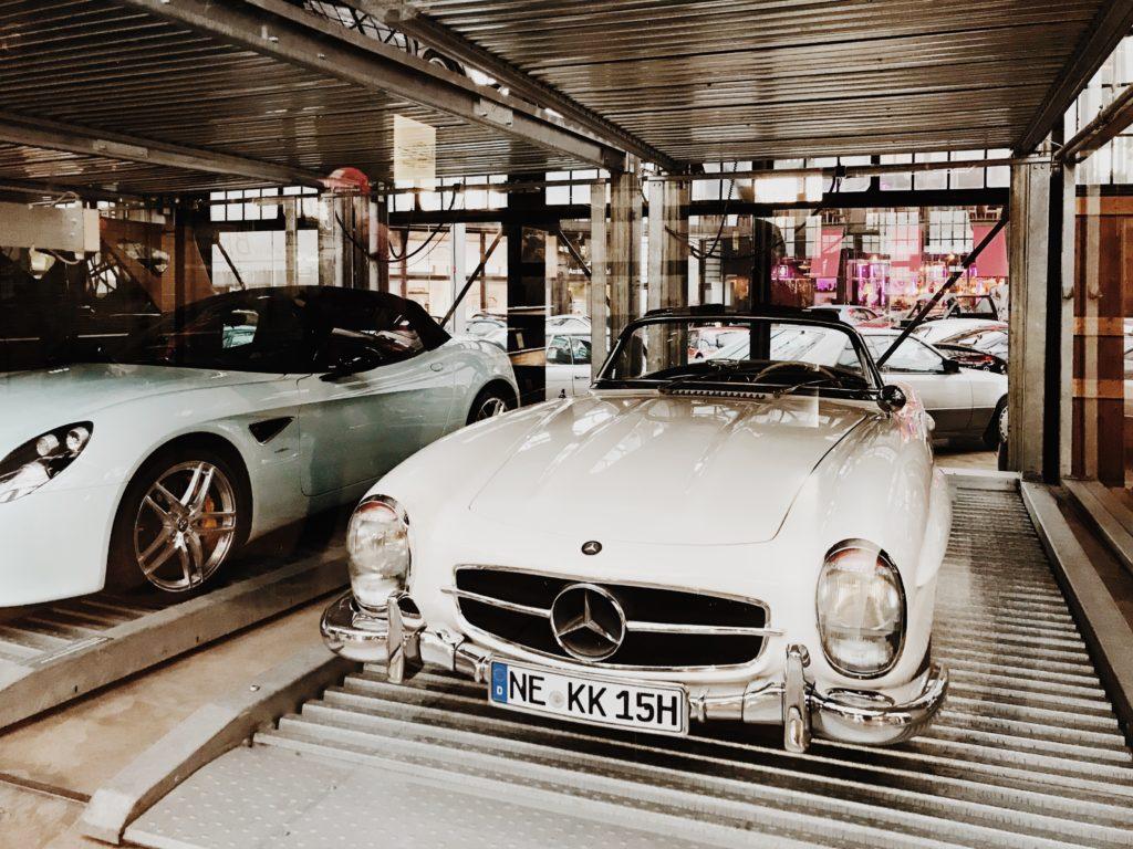 Classic Remise Dusseldorf Mercedes