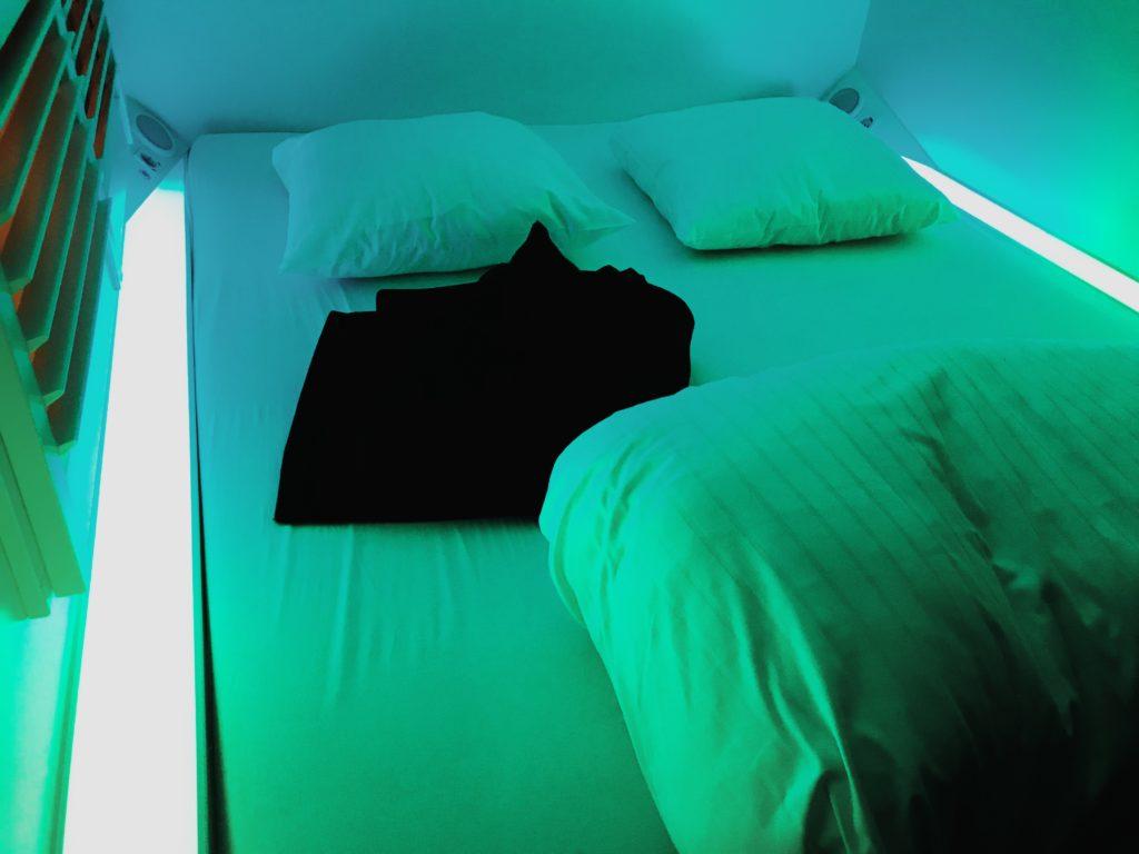 CityHub Rotterdam room