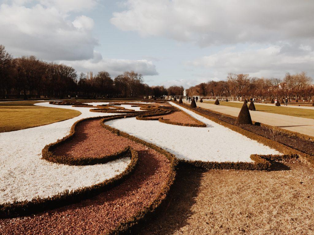 Simeon Godeau garden