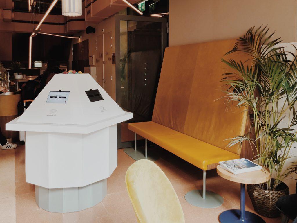 CityHub Rotterdam check-in