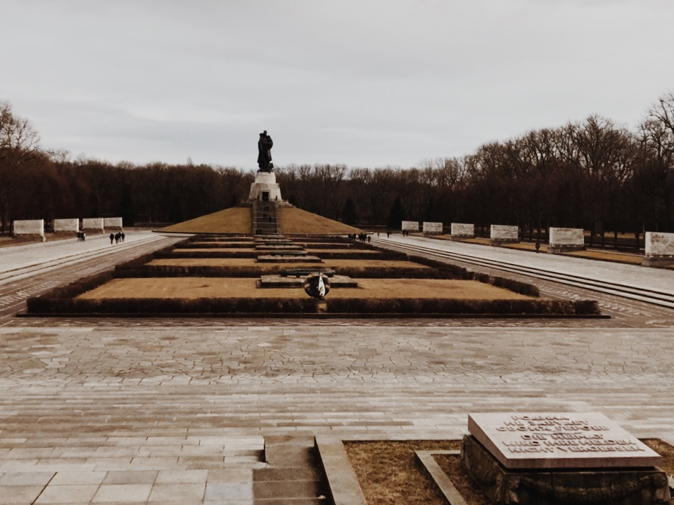 Soviet War Memorial (Treptower Park), Berlin, Germany
