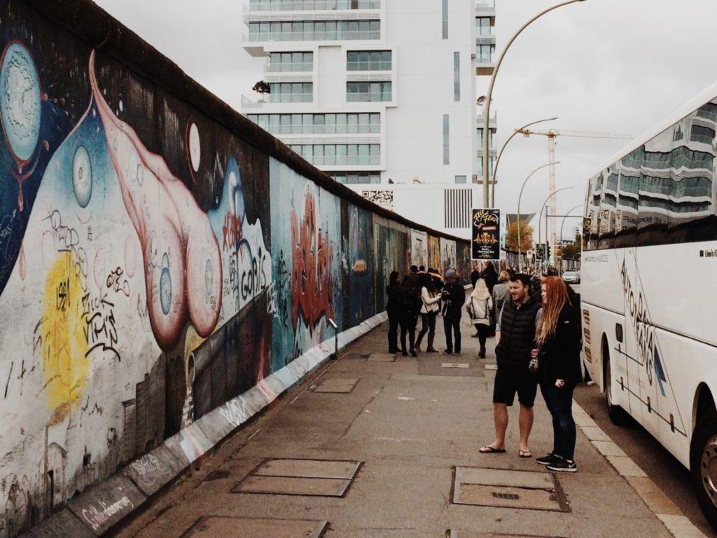 The East Side Gallery Berlin