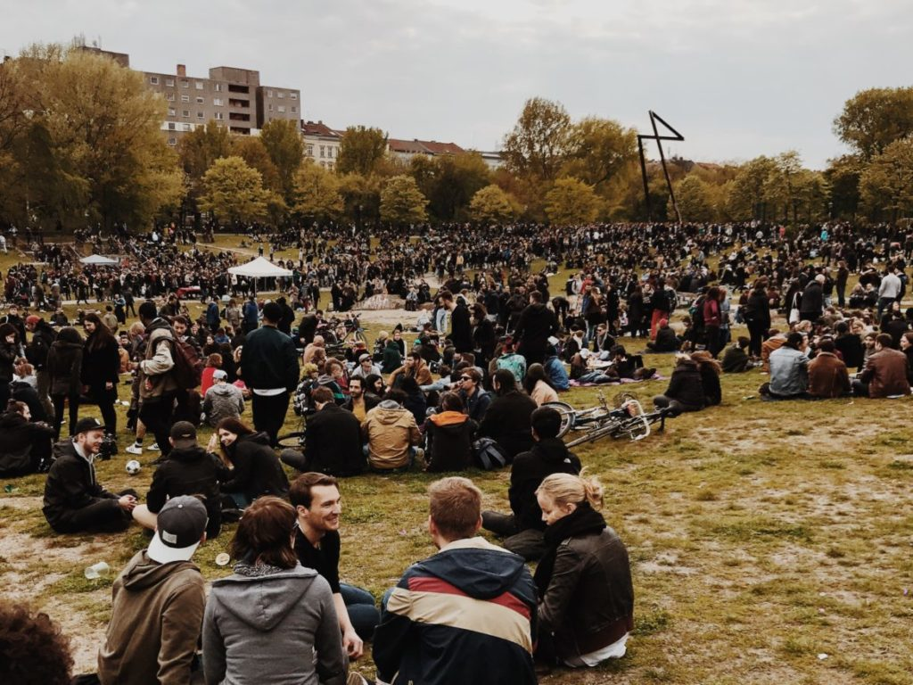 MyFest Festival Berlin, May Day Görlitzer Park