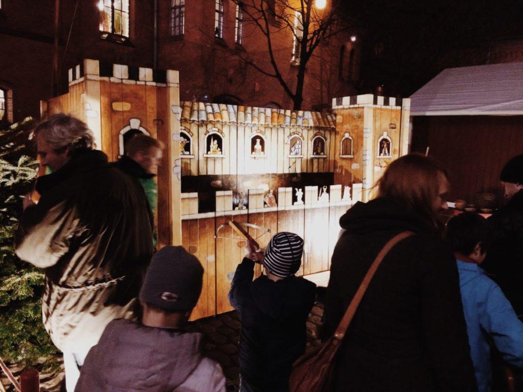 Lucia Christmas Market at Kulturbrauerei