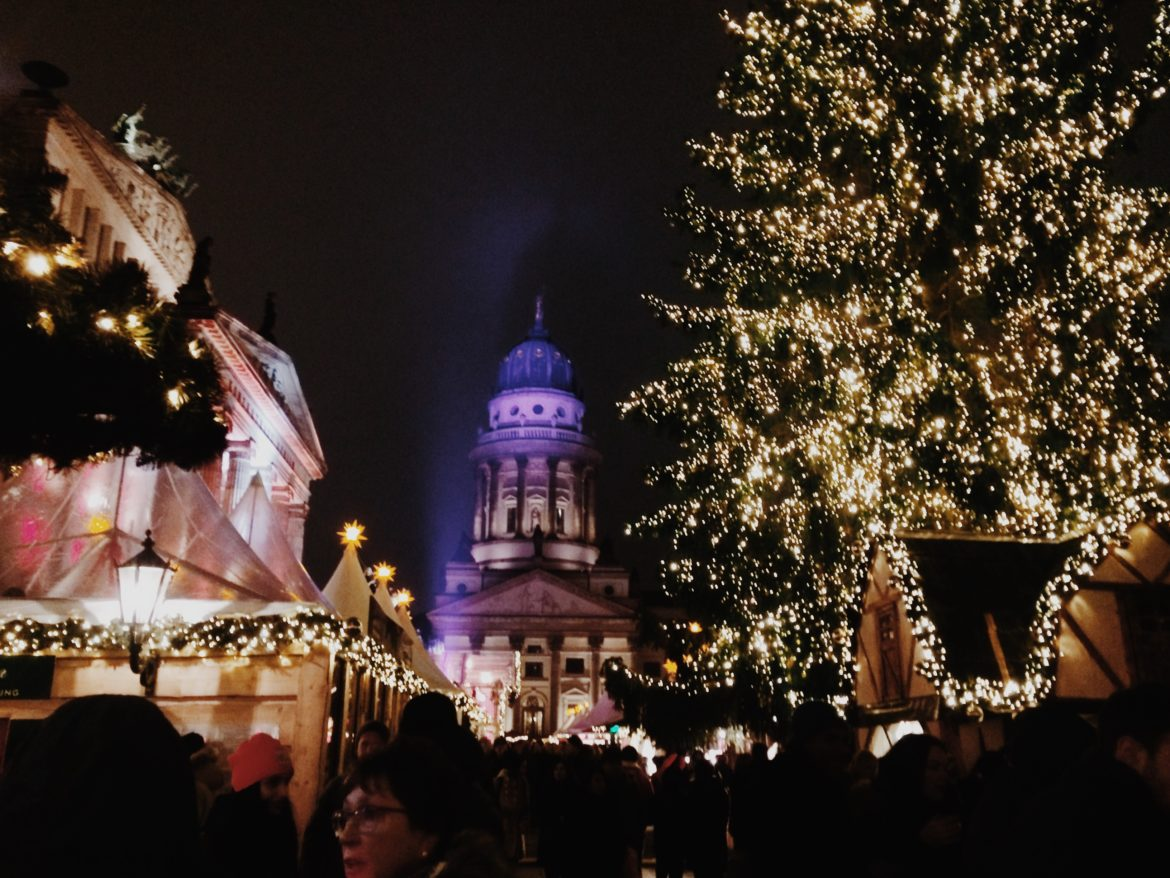 Weihnachtszauber at the Gendarmenmarkt, Berlin, Germany
