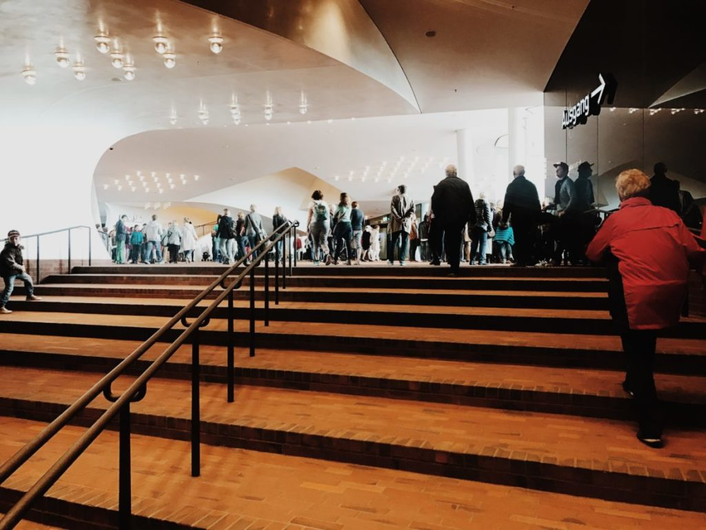 Elbphilharmonie Hamburg Plaza