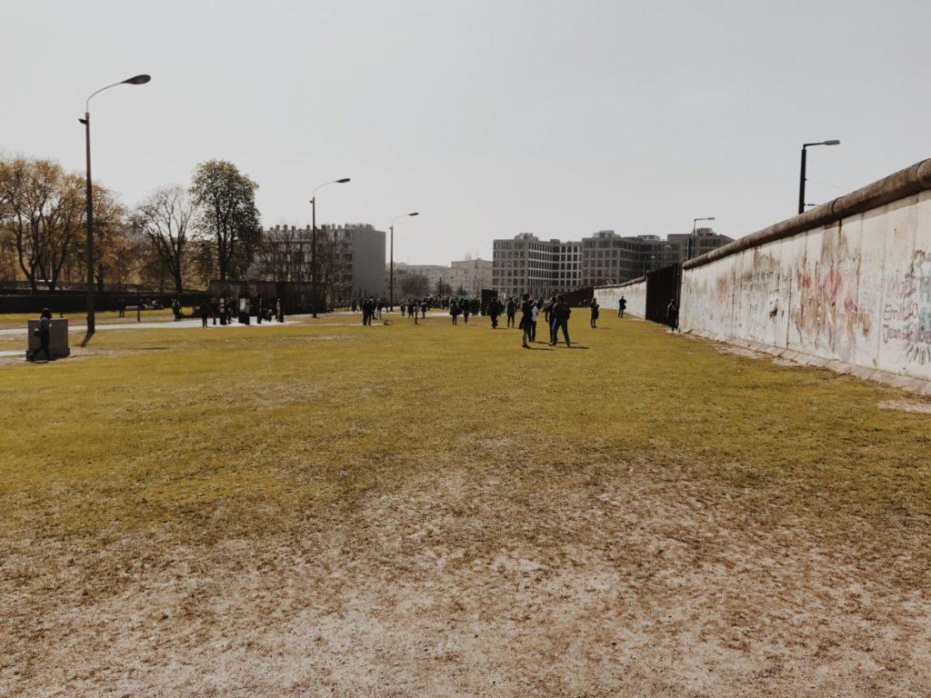 Berlin Wall Memorial - Gedenkstätte Berliner Mauer