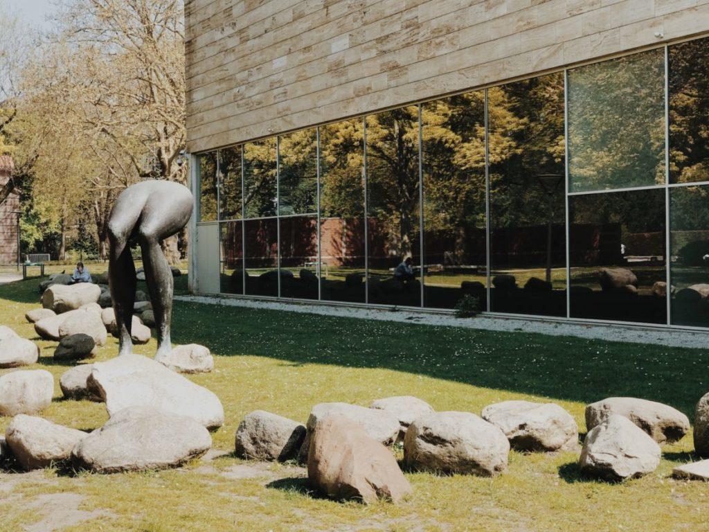 Kunsthal Rotterdam, Netherlands, Designed by OMA (Rem Koolhaas)