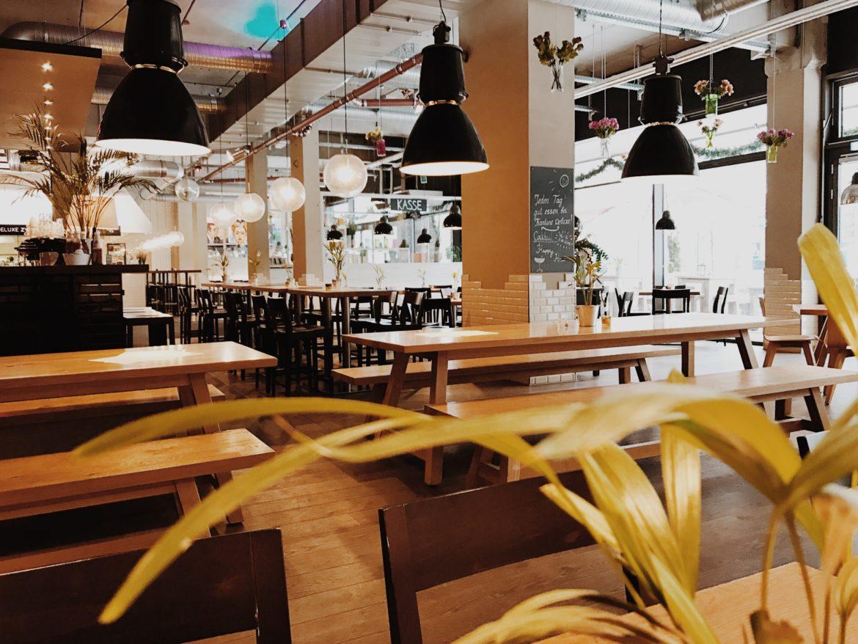 Kantine Deluxe Restaurant Berlin