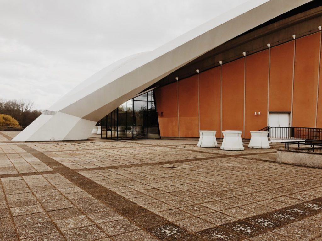 Haus der Kulturen der Welt in Berlin-Tiergarten