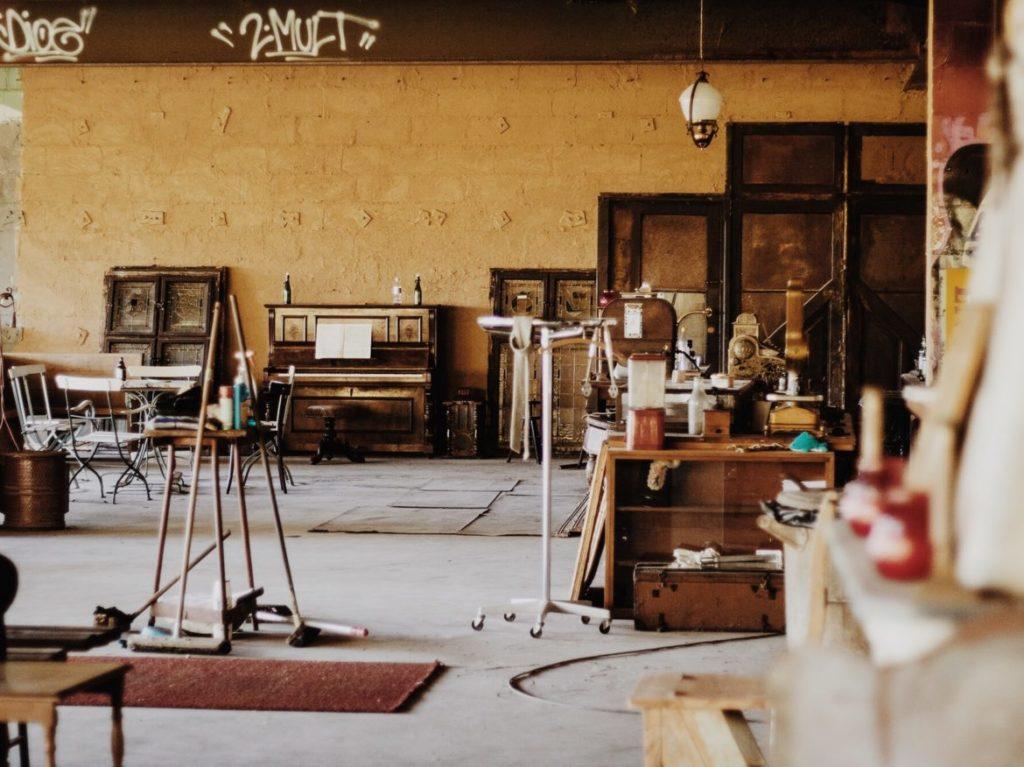 The Artist Room Studio