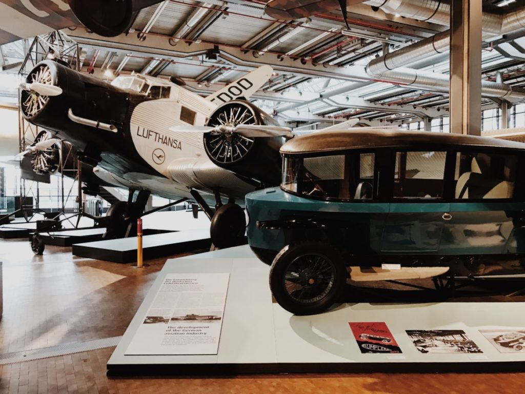Junkers Ju 523m D AZAW at the Deutsches Technikmuseum Berlin