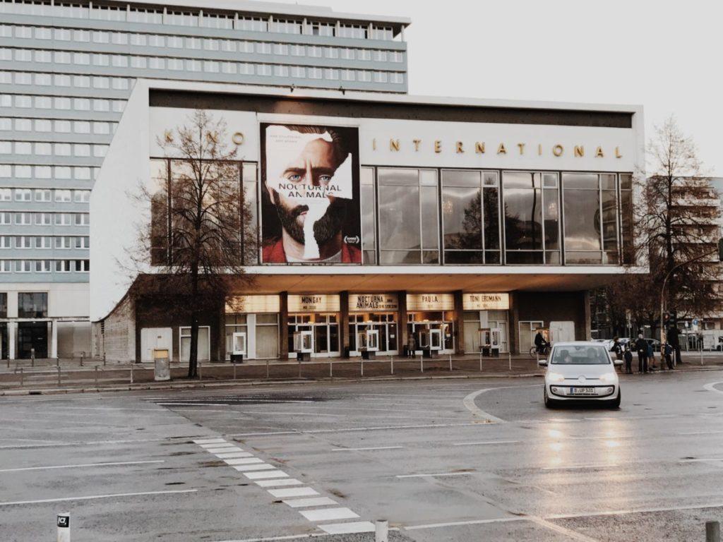 Kino International, Friedrichshain, Berlin, Germany