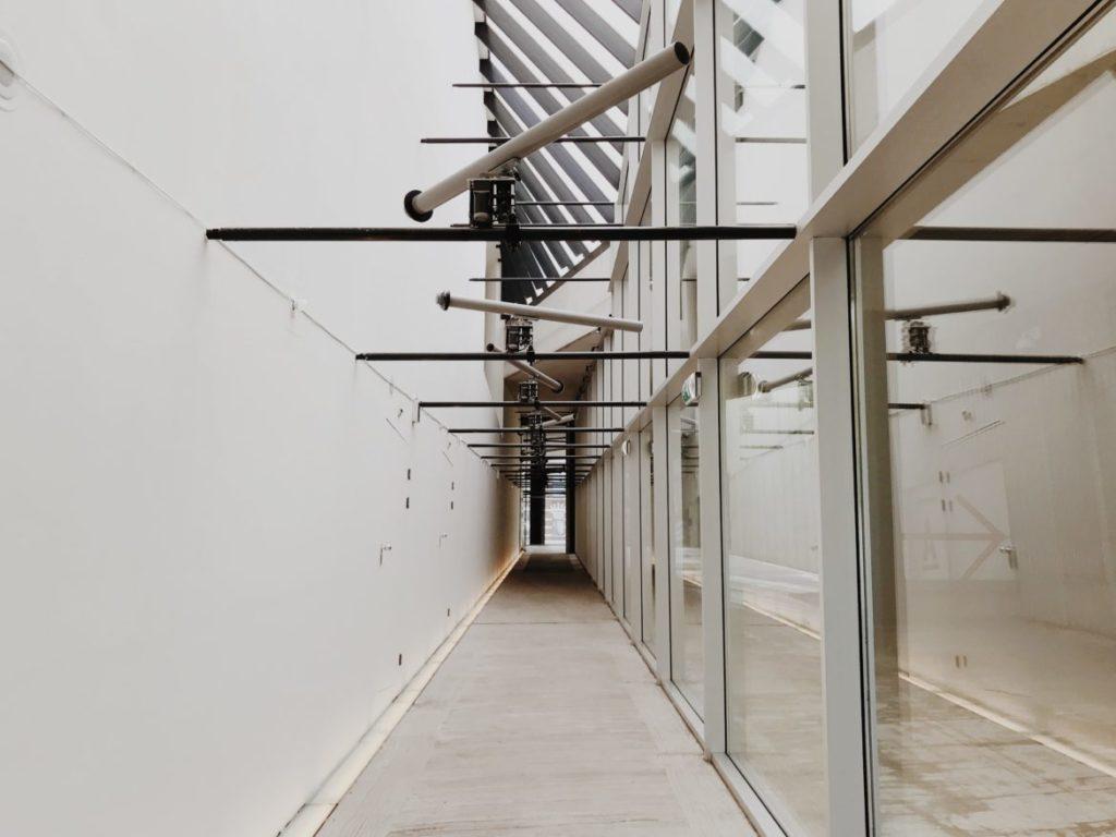 Joris Strijbos - Sirens, a kinetic sound installation