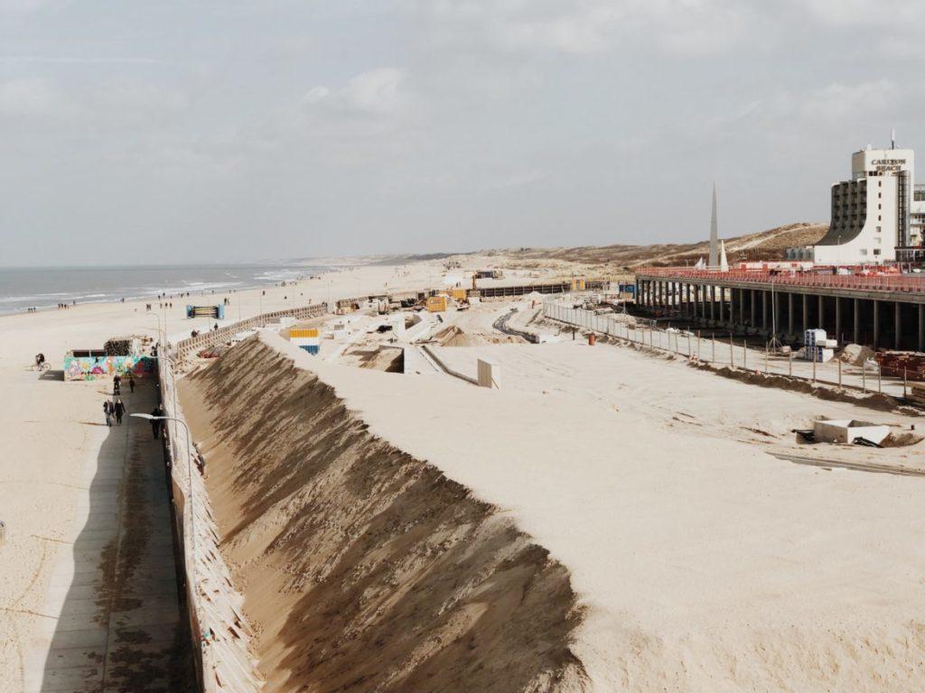De gemeente investeert €25 miljoen in Scheveningen Bad.