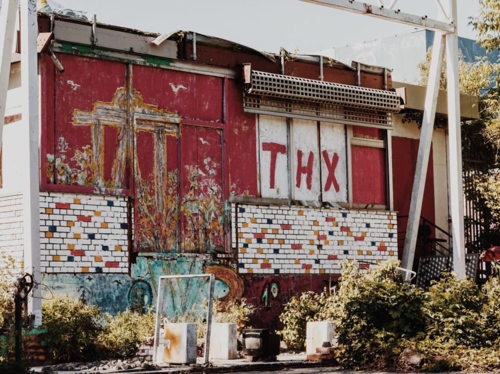 The Captivating Street Art Murals, Berlin, Germany