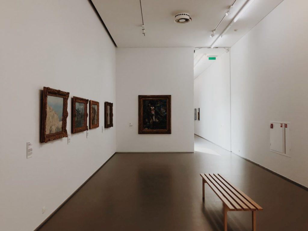Museum Boijmans Van Beuningen Interieur, Rotterdam, The Netherlands