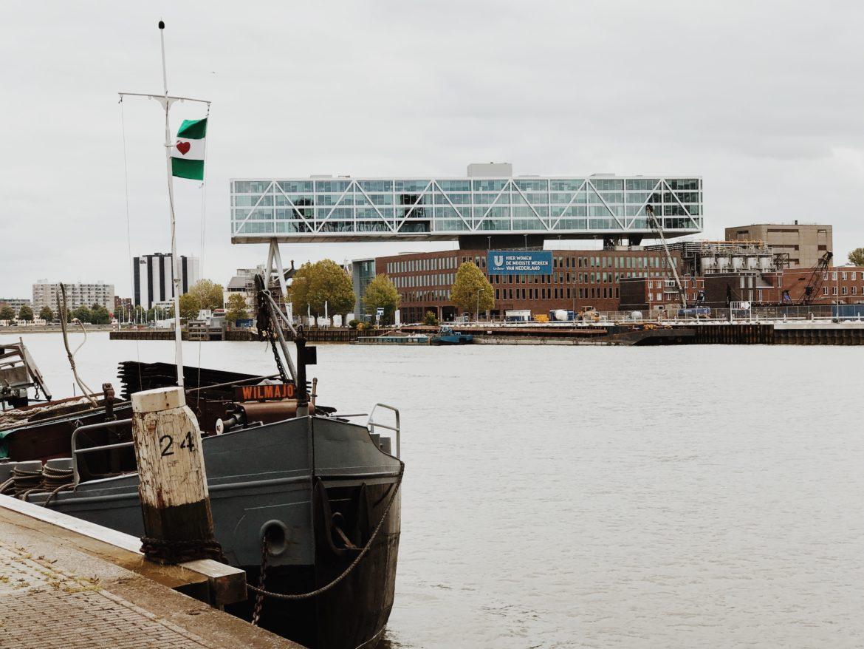 Unilever De Brug building in Rotterdam, the Netherlands, by JHK Architecten