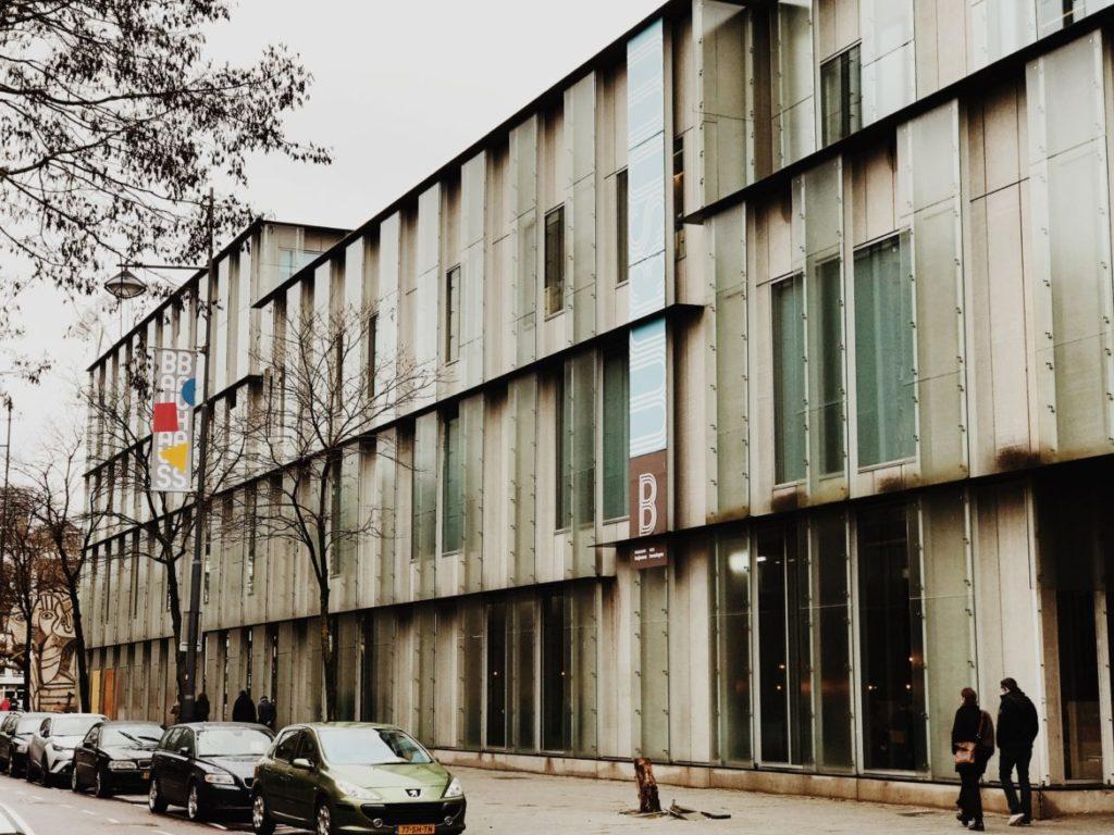 Museum Boijmans van Beuningen building, Rotterdam, The Netherlands