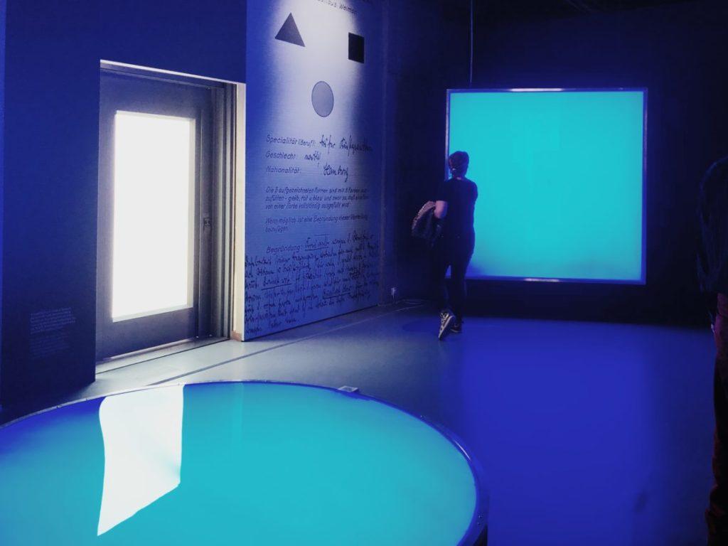 Museum Boijmans Van Beuningen, Bauhaus exhibition, Rotterdam, The Netherlands